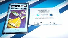 ALIEN DESTROYER for the Sinclair Zx Spectrum 48.128. TESTED.