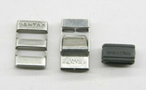 PENTAX Stainless Steel Clasp for Camera Strap with Strap Holder - W14