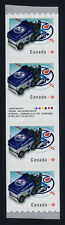 Canada 2785i Gutter Coil Strip MNH Edmonton Oilers Zamboni, Ice Hockey
