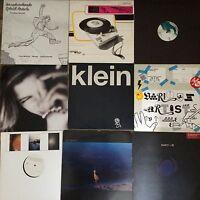 6 x Vinyl aus Liste wählen. Minimal, Deephouse, House, Techno. Pfr, Gpm, Lado,