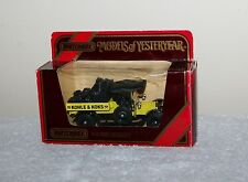 MATCHBOX Models Of Yesteryear Collectable Car Model Y-13 1918