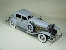 Handmade Iron Metal Vintage Car Model 16.5 inches Long