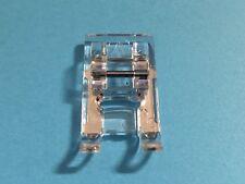 Zig Zag Standard Presser Foot Clear for Pfaff, Singer, AEG Medion W6 Fif