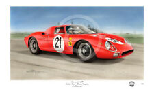 Jochen Rindt & Masten Gregory ganar el 24 Heures du Mans 1965 Ferrari 250 LM A111