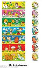 Childrens Easter Egg Wrap Sleeve DESIGNS- *FREE postage - AUST. Local Supplier