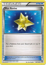 Pokemon XY Max Revive 120/146 Uncommon Trainer Card