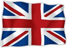 Autocollant Sticker drapeau anglais royaume uni moto