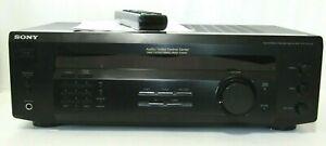 SONY STR-DE135 FM Stereo AM/FM A/V Stereo Sound Receiver