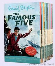 THE FAMOUS FIVE ENID BLYTON CLASSIC COLLECTION NOS 1 TO 10 BRAND NEW BOX SET