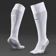 NEW Size-S Nike Elite Team Stadium OTC Soccer/Footbol Sock-White/Gray/Royal Blue