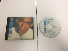 Jonathan Butler ‎– More Than Friends Label: Jive ‎– CHIP 70 1988 PRESS CD