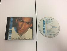 Jonathan Butler – More Than Friends Label: Jive – CHIP 70 1988 PRESS CD