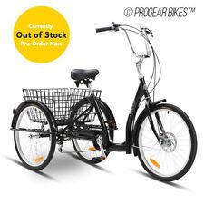 Steel Frame Tricycle Bikes