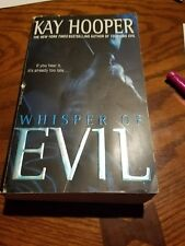 Kay Hooper Whisper of Evil paperback