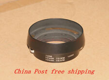 metal lens hood NO. 12585 Leica/Leitz for Summicron-M 50mm F/2 35mm F/2.8