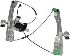 FITS 08-09 G8 11-13 CAPRICE PASSENGER FRONT POWER WINDOW REGULATOR AND MOTOR