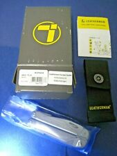 LEATHERMAN WAVE PLUS USA - Multitool Funktionswerkzeug Stainless - Nylon Sheath