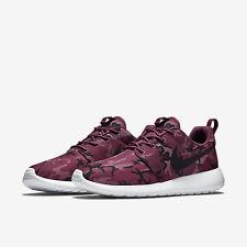 Nike roshe uno impresión entrenadores UK Size 8.5: nuevo (caja Sin Tapa)