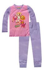 Pyjamas violette pour fille de 4 à 5 ans