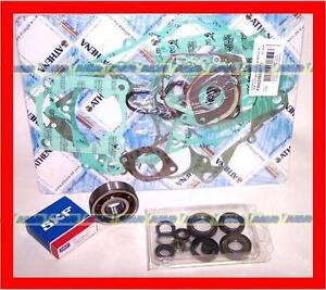 KIT REVISIONE MOTORE CAGIVA MITO 125 PARAOLIO + CUSCINETTI   6305 + 11887