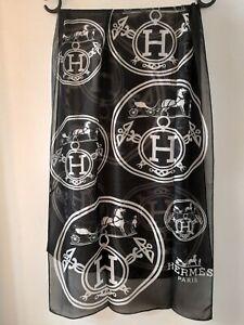 Foulard  Écharpe Hermès Paris