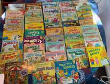 Huge Lot 42 BERENSTAIN BEARS First Time Picture Books Stan & Jan VGC Many New