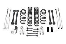"Jeep Wrangler TJ 4"" Lift Kit w/Shocks 03-06"