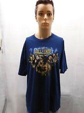 WWE 2014 Hall of Fame Shirt Blue XXL 2XL
