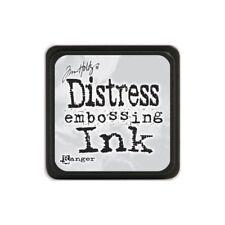 Tim Holtz - Mini Distress Ink Pad - Embossing Ink - Clear