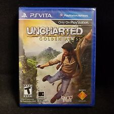 Uncharted: Golden Abyss (PlayStation Vita) BRAND NEW / Region Free