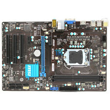 MSI B75A-IE35 Intel Original Motherboard CPU i7 i5 i3 LGA 1155 DDR3 I/O Shield