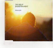 (GV322) Geva Alon, The Great Enlightenment  - 2011 DJ CD