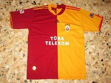 Maillot trikot maglia jersey shirt GALATASARAY TURQUIE TURKIYE  2009-2011 ADIDAS