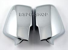 Zubehör für Kia Sportage 2004-2007 verchromte Spiegelkappen Abdeckung Blenden