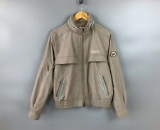 Ladies PIKEUR Equestrian Water And Windproof Hooded Jacket  Coat Gray Size 44
