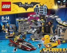 LEGO Batman Movie Batcave Break-in 2017