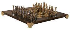 Uber Games Greek Roman Chess Set