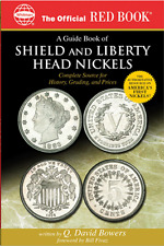 The Official Red Book A Guide Book of Shield and Liberty Head Nickels USA Coins
