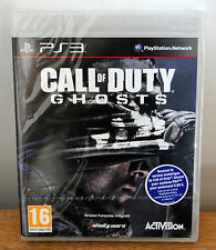 Jeu CALL OF DUTY GHOSTS Version FR pour Playstation 3 (PS3) NEUF sous BLISTER
