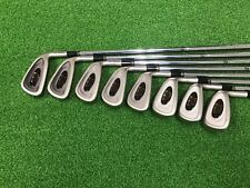 NICE Ram Golf POWER ZONE Oversize Iron Set 3-PW Right Handed Steel REGULAR Used