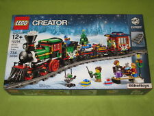 LEGO Creator 10254 Winter Holiday Train NEW