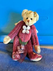 GANZ Cottage Collectibles Angel Bear