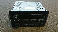03-05 Chevy Trailblazer Factory CD, AM/FM Radio OEM P/N 15104155 (S#1679)
