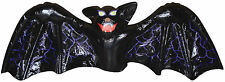 Halloween Inflatable Black Bat 130cm
