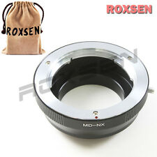 Minolta MD MC Lens to Samsung NX Mount Adapter NX10 NX11 NX20 NX100 NX110 NX200