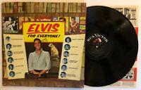 Elvis Presley - For Everyone - 1965 US Stereo 1st Press (VG+) Ultrasonic Clean