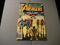 The Avengers #217 (1982, Marvel) Low Grade
