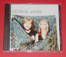 Georgie James - Places -- CD / Pop