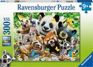 Ravensburger 300 Piece Jigsaw Puzzle - Wildlife Selfies