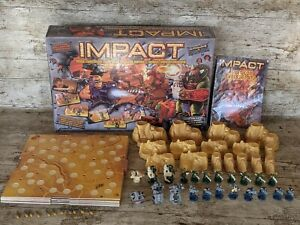 IMPACT Board Game The Action Battle Game By Drummond Park Future Cult Classic